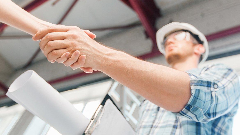 اجرای پروژه های ساختمانی