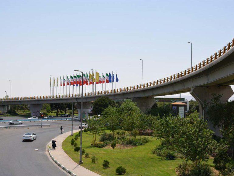 پروژه تقاطع غیر همسطح شهید علامه عسگری - شهید هاشمی