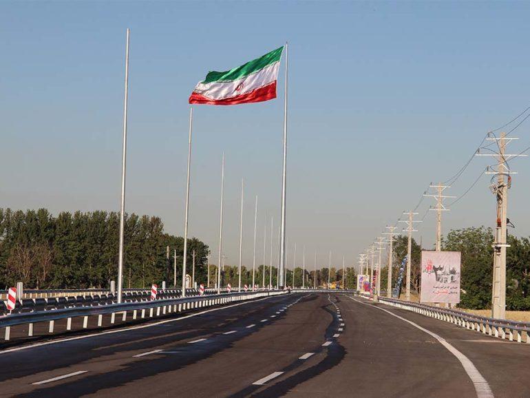 پروژه بزرگراه عظیم امام علی